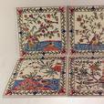 Handpainted Portuguese tile trivets