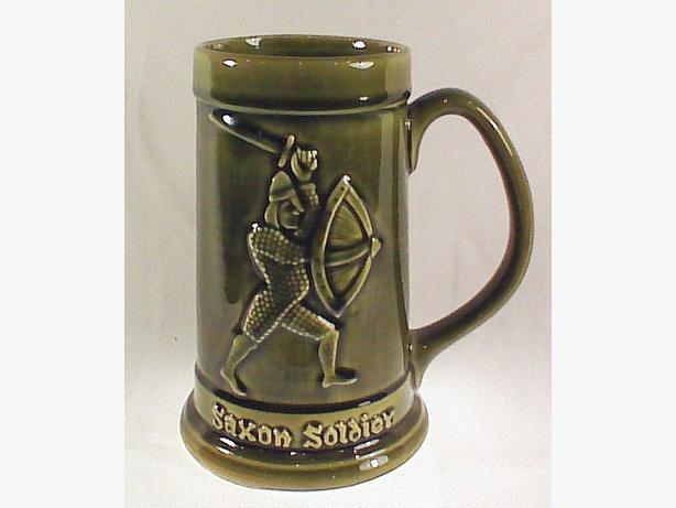 Saxon knight tankard