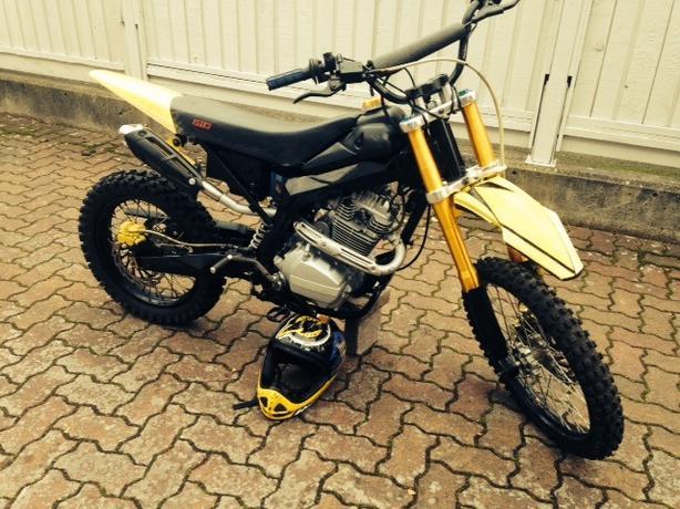 2009 Gio X31 250cc 4 Stroke Dirt Bike Must Sell Fast Esquimalt