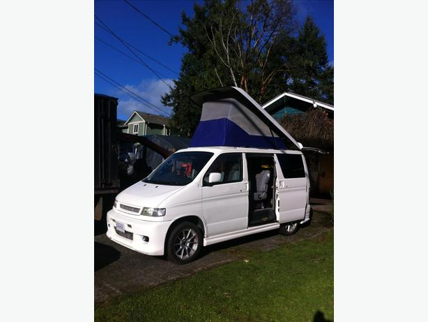 1996 Mazda Bongo Camper Van (pop up)