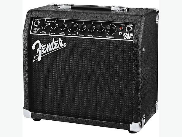 Wanted: Fender FM15DSP / FM25DSP / FM65DSP / FM212DSP amp