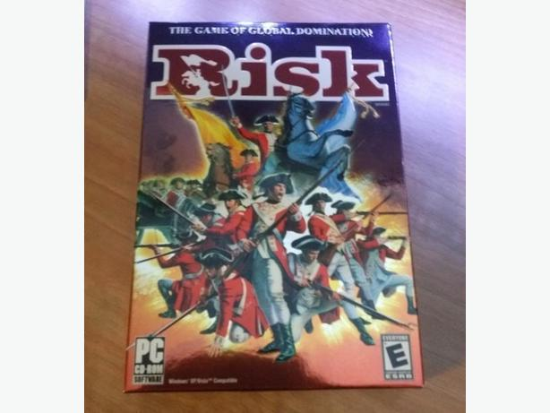 Risk Computer Game