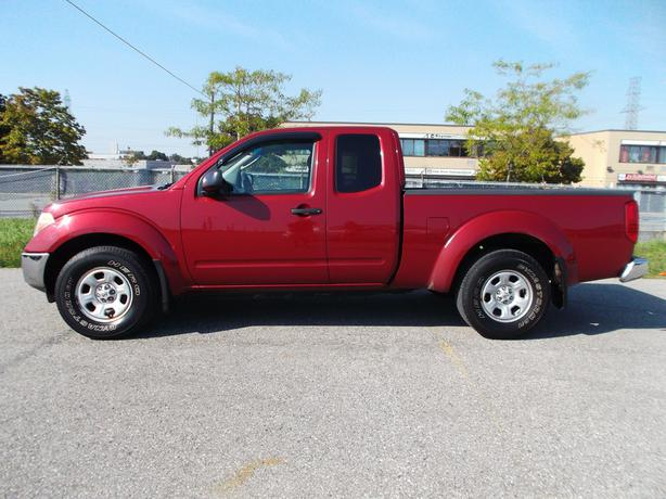 may trade 2007 nissan frontier xe king cab saanich victoria. Black Bedroom Furniture Sets. Home Design Ideas