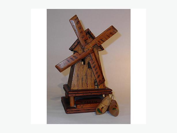 Windmill & Clogs