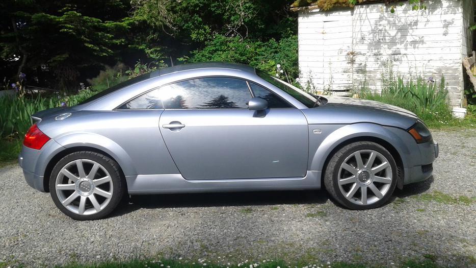 2002 Audi Tt Reduced Prize Central Saanich Victoria