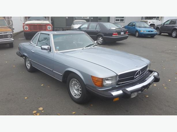 1981 Mercedes-Benz SL