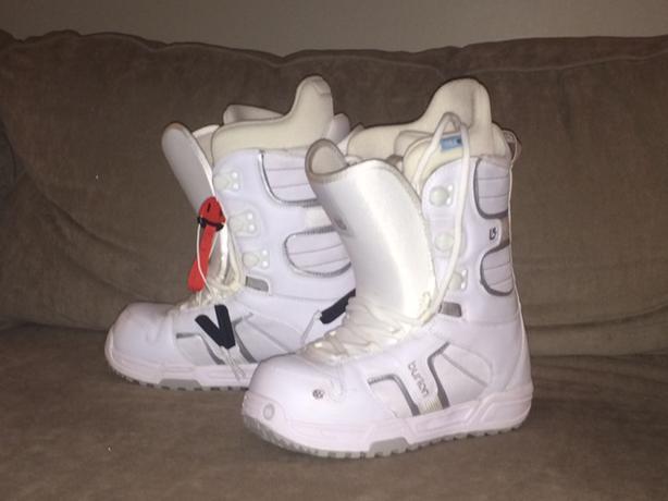 Burton New Snowboard Boots