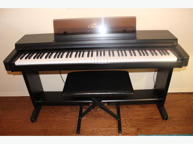 yamaha clavinova electric piano comox courtenay comox. Black Bedroom Furniture Sets. Home Design Ideas