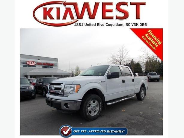 2013 Ford F150 Supercrew FX4 4WD