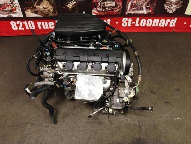 JDM HONDA CIVIC EX ACURA EL 1.7L D17A VTEC 1.7L ENGINE ONLY 2001-2005