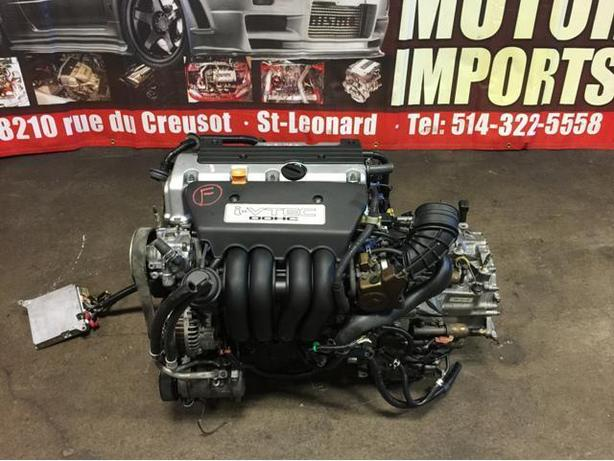 JDM ACURA RSX K20A SILVER TOP ENGINE ONLY ACURA RSX installation available