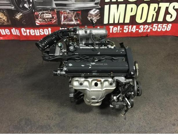 JDM DOHC B20B LOW INTAKE ENGINE 2.0L ONLY HEAD AND BLOCK 1996+