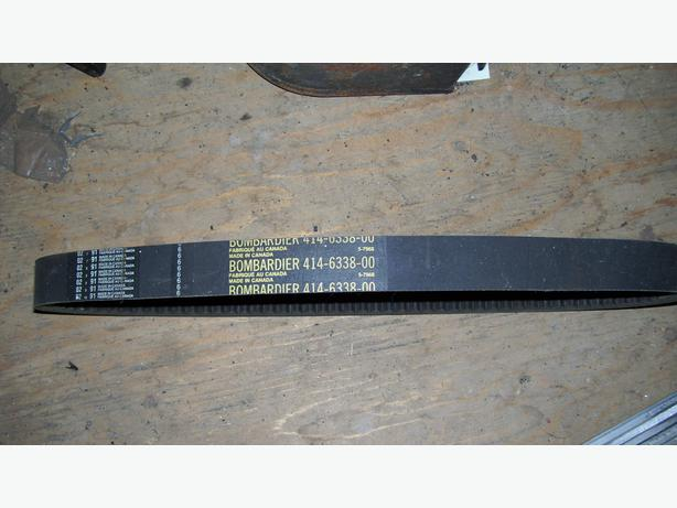 Skidoo Mach Summit MXZ Formula Plus MX Blizzard drive belt OEM