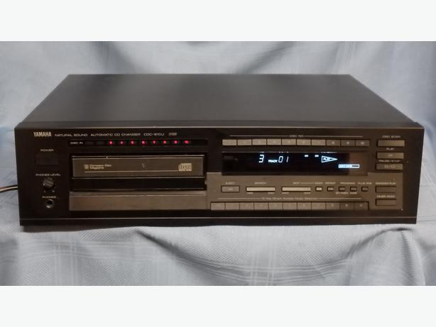 Yamaha Cd Player Cdc  U