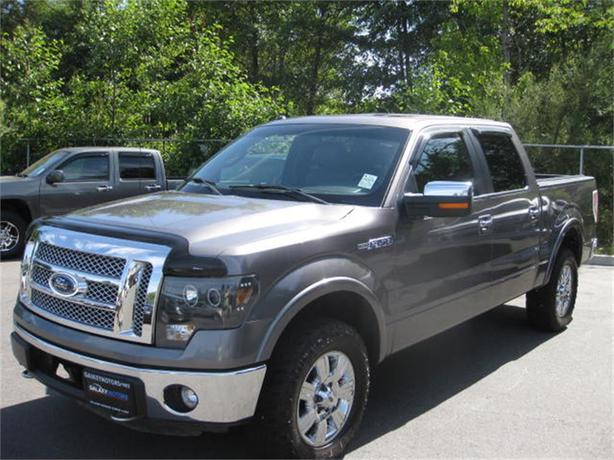 2011 ford f 150 lariat supercrew 3 5l 4wd bluetooth outside victoria victoria. Black Bedroom Furniture Sets. Home Design Ideas