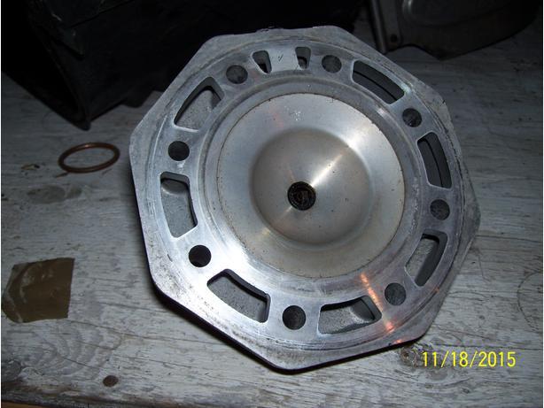 Arctic Cat Wildcat cylinder hear 1991-1996