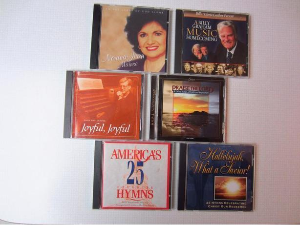 Christian Music CDs