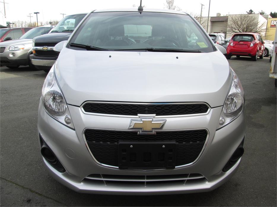 2014 Chevrolet Spark LS Victoria City, Victoria - MOBILE