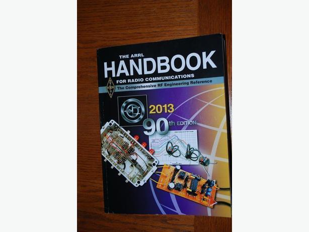 ARRL Handbook 2013
