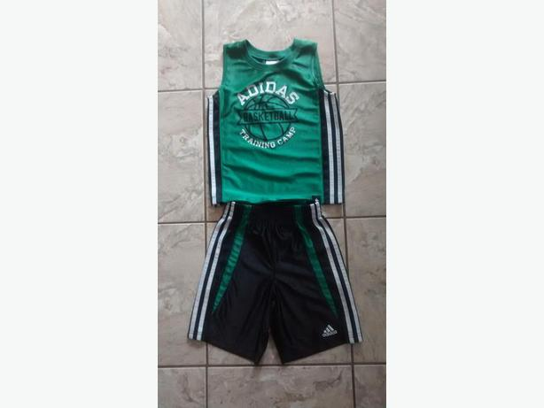 Boys Gorgeous Adidas Summer Outfit - Size 3T