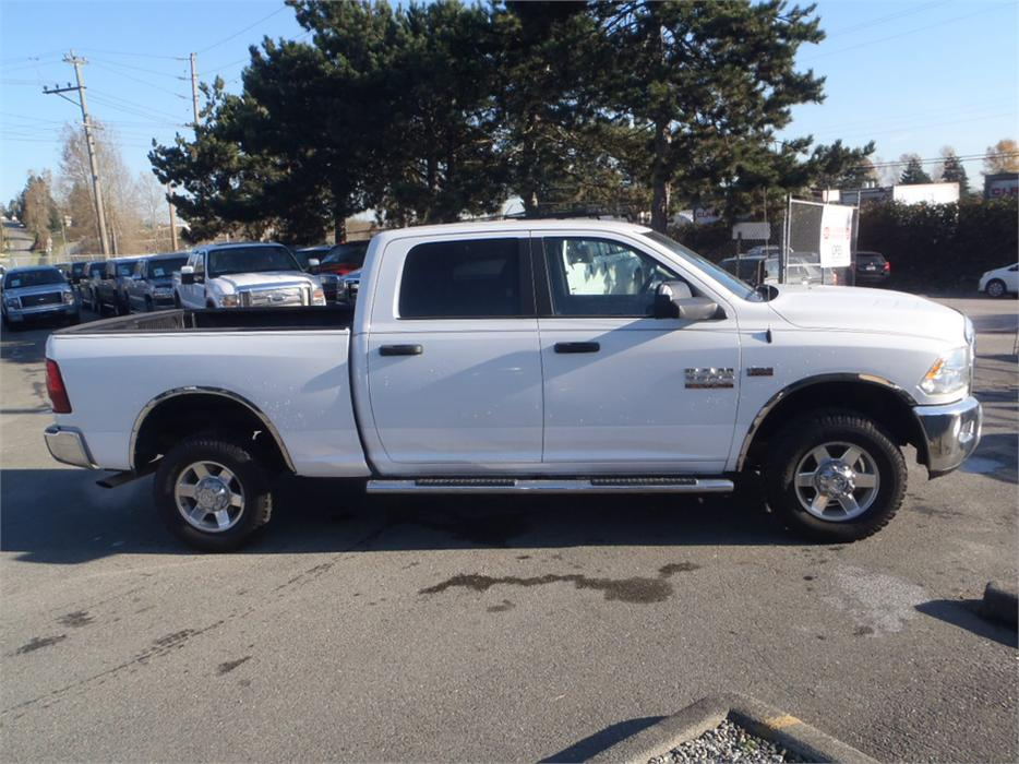 2013 dodge ram 2500 hd slt crew cab short box 4wd outside comox valley courtenay comox mobile. Black Bedroom Furniture Sets. Home Design Ideas