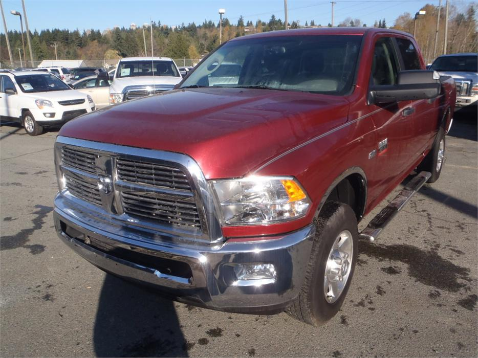 2012 dodge ram 2500 hemi slt crew cab 4wd short box outside comox valley campbell river mobile. Black Bedroom Furniture Sets. Home Design Ideas