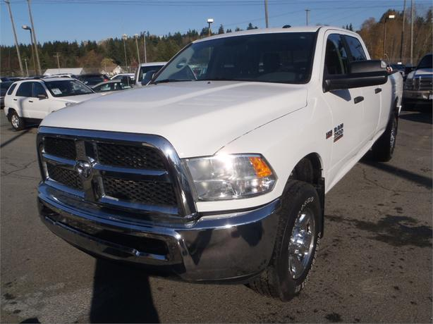 2014 dodge ram 2500 hemi slt crew cab long box 4wd outside comox valley campbell river mobile. Black Bedroom Furniture Sets. Home Design Ideas