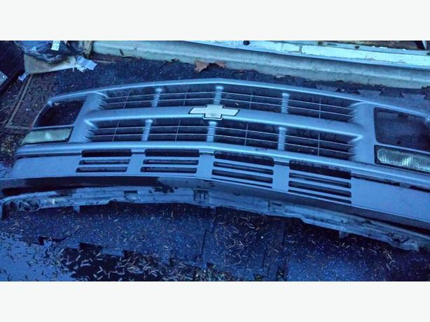 CHEVY PICKUP HD GRILL - 1996
