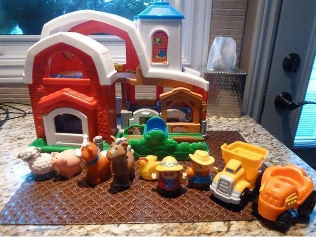 Fisher price Little People Sound Farm Playset