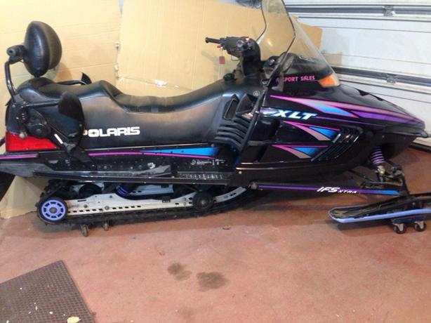Best Used Motorcycles >> Polaris XLT touring West Regina, Regina