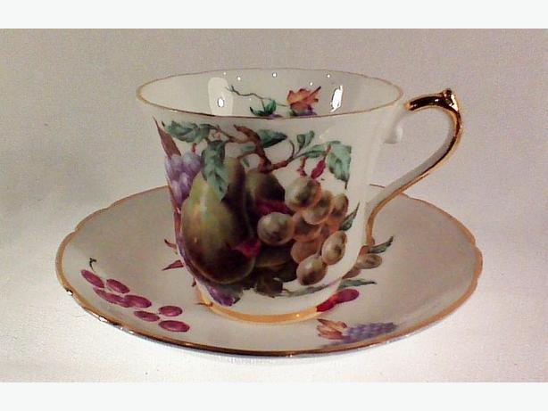 Mayfair teacup & saucer