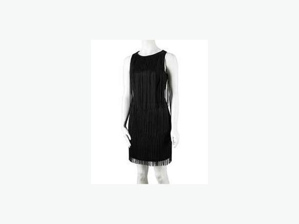 Jessica Simpson Collection Fringe Dress, Size 14, New With Tags