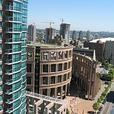 Contemporary Downtown Vancouver Condo on Robson Street for Rent Weekly #292w
