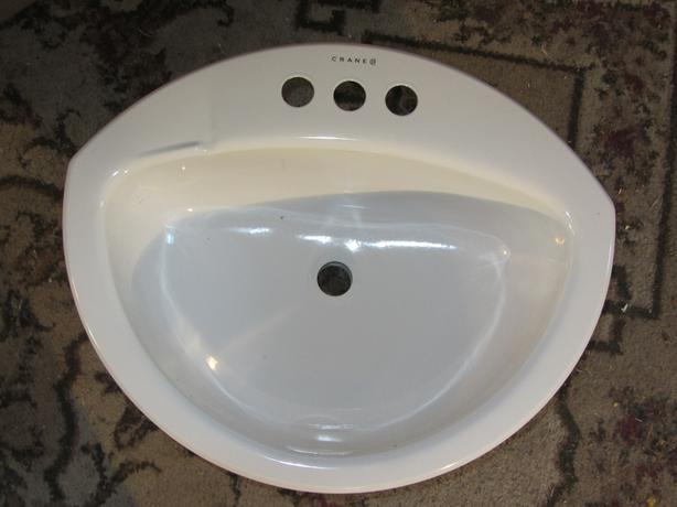 crane bathroom sinks crane coronette bathroom sink 21 quot x 17 quot enameled steel 12578