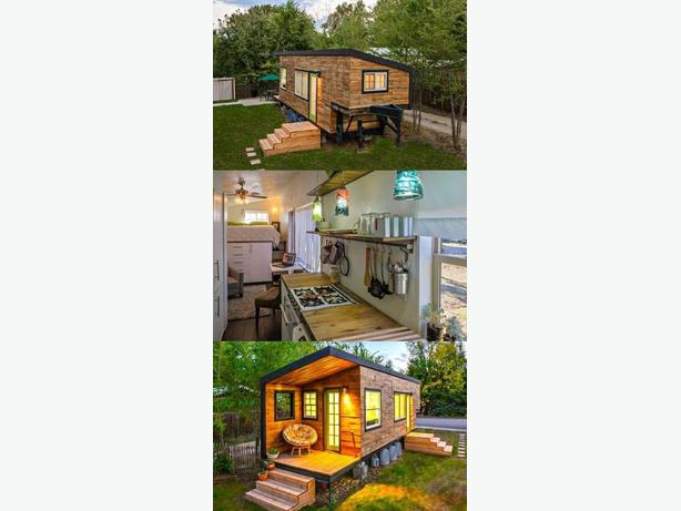 SEEKING Land to park my Tiny House on LONG TERM Saanich Victoria