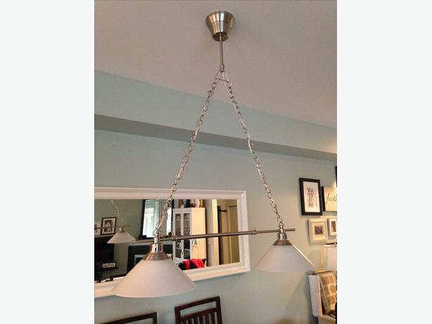 Ikea Kroby Pendant Lamp Double West Shore Langford