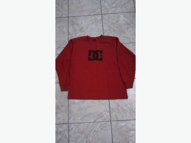 Brand New - Boys DC long sleeve shirt - Size XL (16)