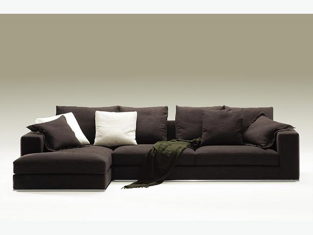 Camerich Lean Sectional Designer Sofa In Beige. Los Angeles Design Retailer HD  Buttercup ...