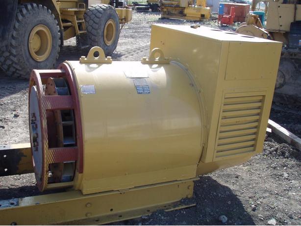 KATO GENERATOR END 650 Kw 277/480 v 1200 Rpm