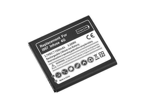 New Li-ion Battery for Samsung Infuse i997 4G