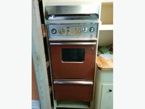 free vintage double wall oven u2013 frigidaire custom imperial u002750s60s