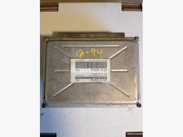 04 Chevrolet Silverado, 4wd, 6.0L Computer