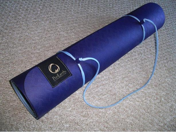PurEarth Pilates Mat