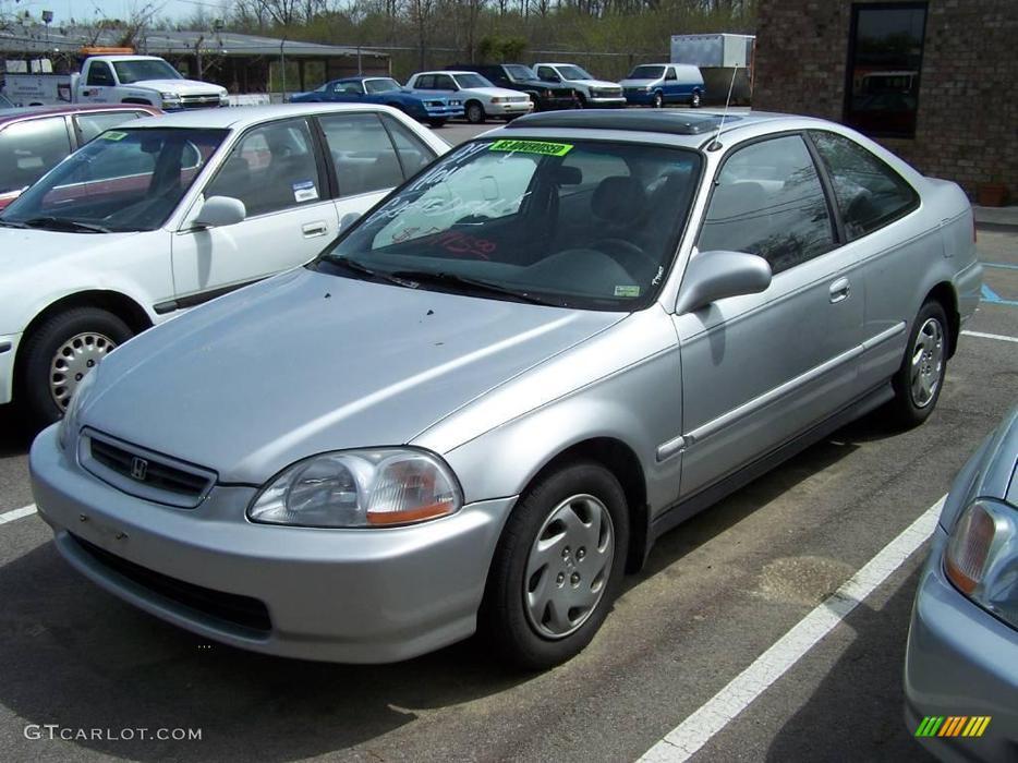 Wanted 1996 1998 Honda Civic Grey Passenger Fender West Shore Langford Colwood Metchosin