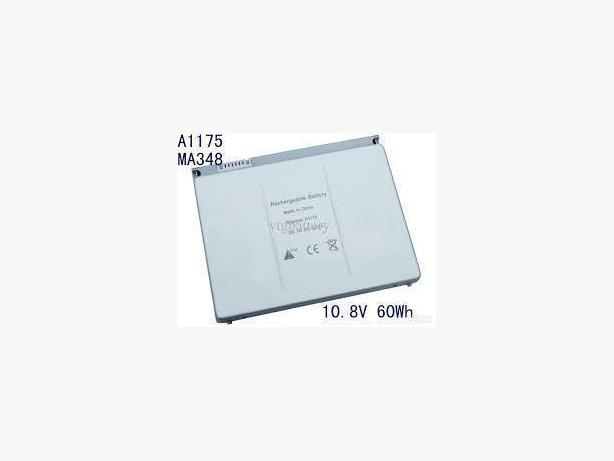 New Replacement Battery for Apple A1175 A1260 MA348 MacBook 15""