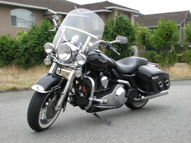 2002 Harley Davidson Road King Classic