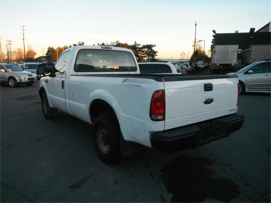 2001 ford f 250 sd xl regular cab long box 2wd outside okanagan okanagan. Black Bedroom Furniture Sets. Home Design Ideas