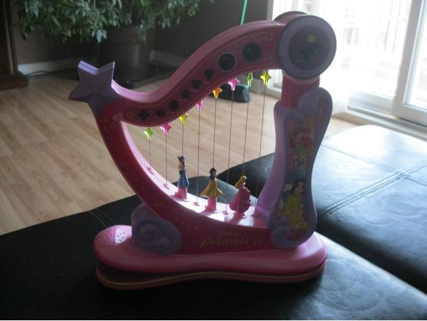 Disney Princess Musical Harp
