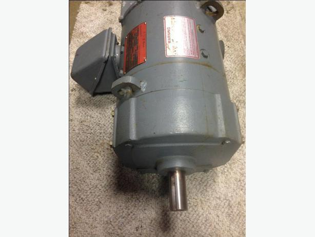 KINAMATIC GE 10Hp D.C. MOTOR CD219AT