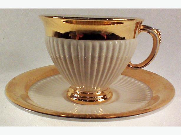Royal Winton teacup & saucer